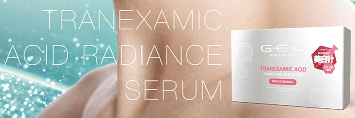 Geoskincare Tranexamic Acid Whitening Serum