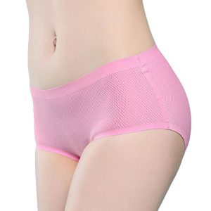 Mesh Ice Silk Panties