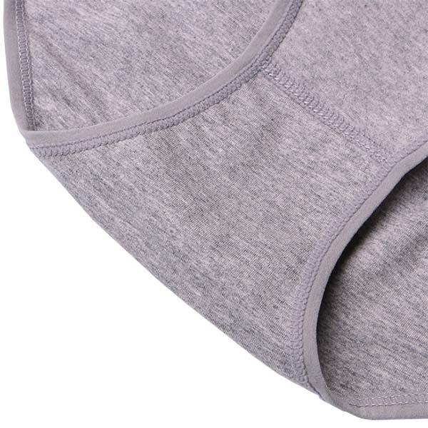 Classic Mid Rise Cotton Panties, details