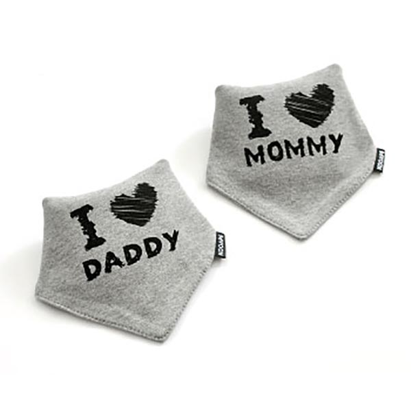2 Piece Baby Bib Pack - A15