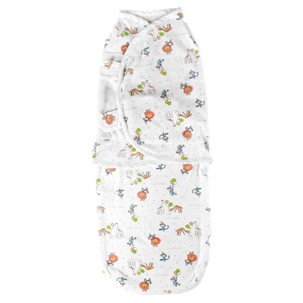 Baby Swaddle Blankets Wrap - Animals