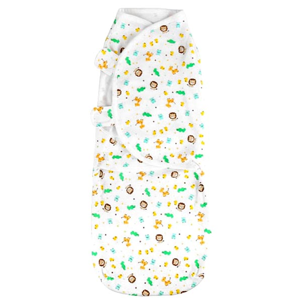 Baby Wrap Swaddle Monkey