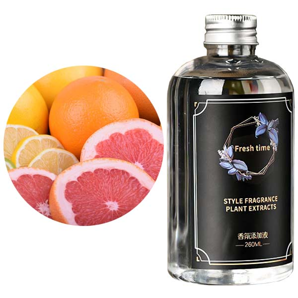 Grapefruit Essential Oils Reed Aroma Diffuser Refill