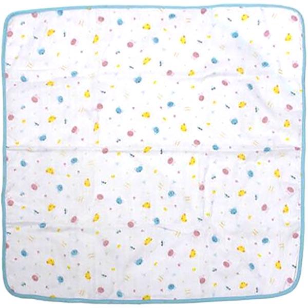 Hooded Muslin Baby Bath Towel Blanket