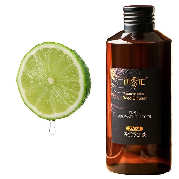 Lime Essential Oils Reed Aroma Diffuser Refill