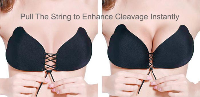 Instantly Lift Breast and Enhance Cleavage